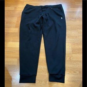 Polo Ralph Lauren 2XL black sweatpants